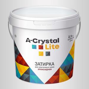 Эпоксидная затирка A-Crystal Lite