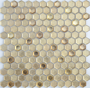 Мозаика Aureo grani hexagon 23x13x6