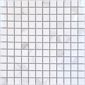 Мозаика Calacatta 23х23, полированная