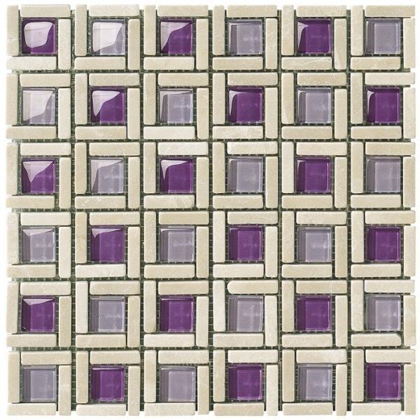 Мозаика DAO-08 23х23, 35х8