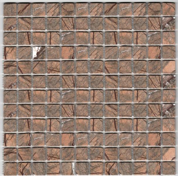 Мозаика DAO-501, 23х23х4
