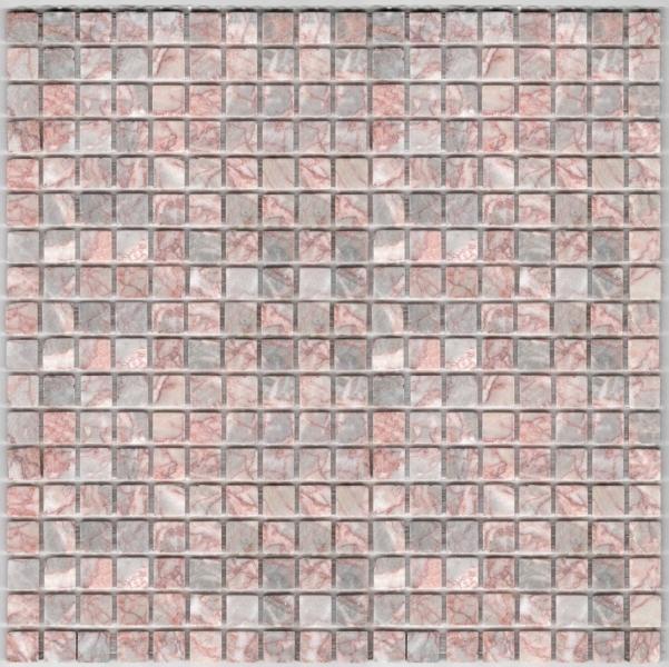 Мозаика DAO-503, 15x15х4