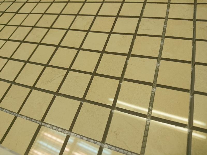 Мозаика Venezia beige  2,5х2,5 полированная
