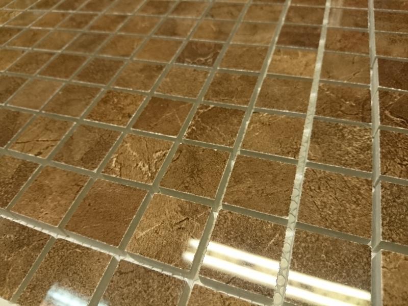 Мозаика Venezia brown  2,5х2,5 полированная