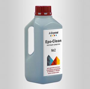 Чистящее средство от остатков эпоксидной затирки Epo-Clean №2