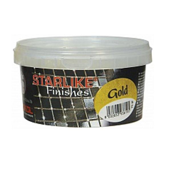 Декоративная добавка золотистого цвета STARLIKE®FINISHES  GOLD