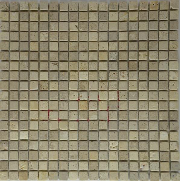 Мозаика M014M/Chinese Travertine