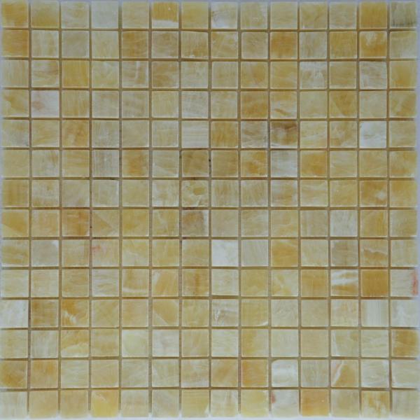 Мозаика M015P/Honey Onyx