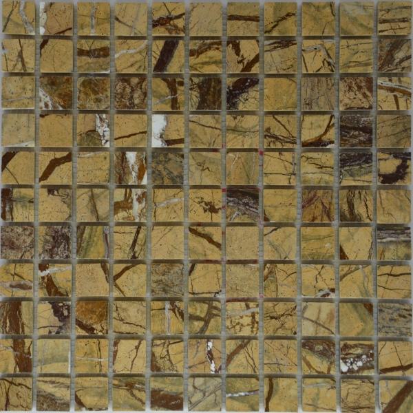 Мозаика M019P/Rain Forest Brown