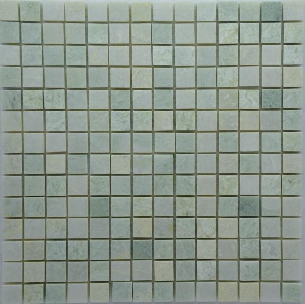 Мозаика M020P/Green Jade
