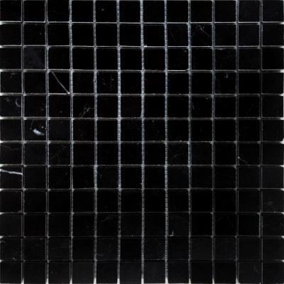 Мозаика Nero oriente 23x23