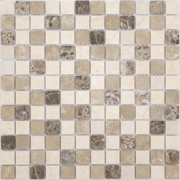 Мозаика Pietra MIX 1 MAT 23x23