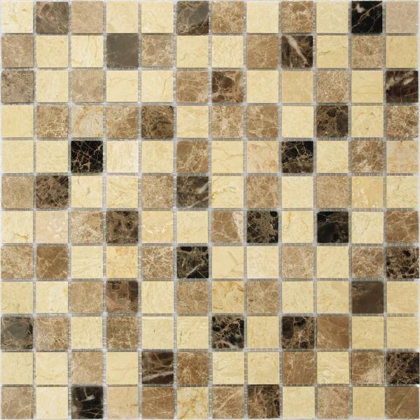 Мозаика Pietra MIX 1 23x23 POL