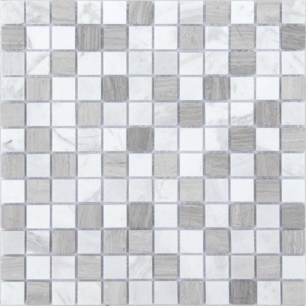 Мозаика Pietra MIX 2 MAT 23x23