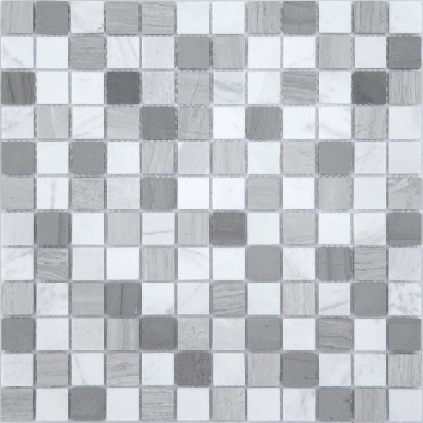 Мозаика Pietra MIX 3 MAT 23x23