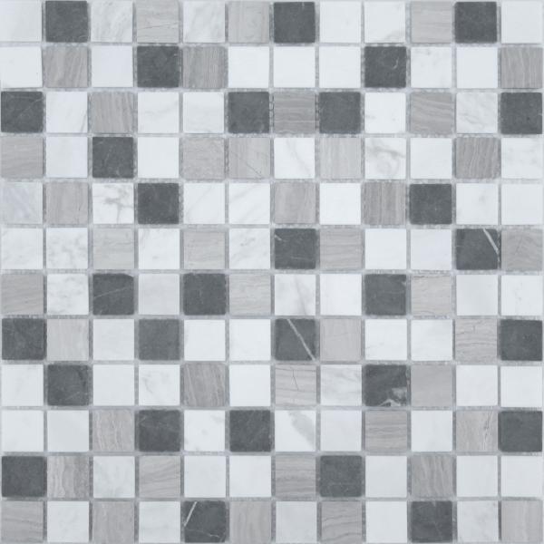 Мозаика Pietra MIX 4 MAT 23x23