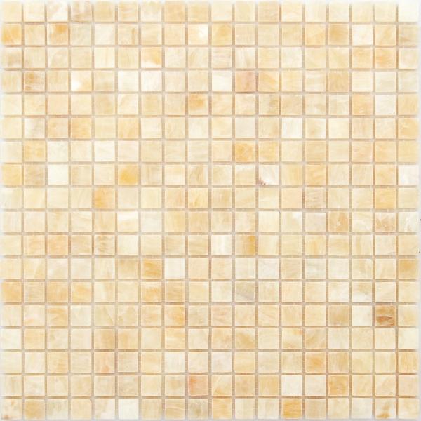 Мозаика Onice beige 15x15