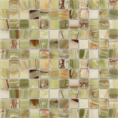 Мозаика Onice Jade Verde  23x23