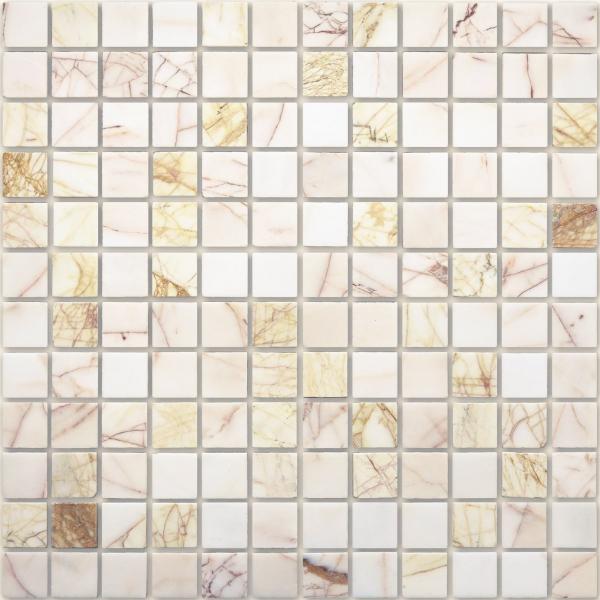 Мозаика Rango Rosso 23x23