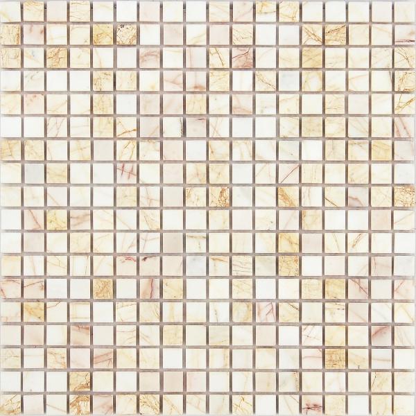 Мозаика Rango Rosso 15x15
