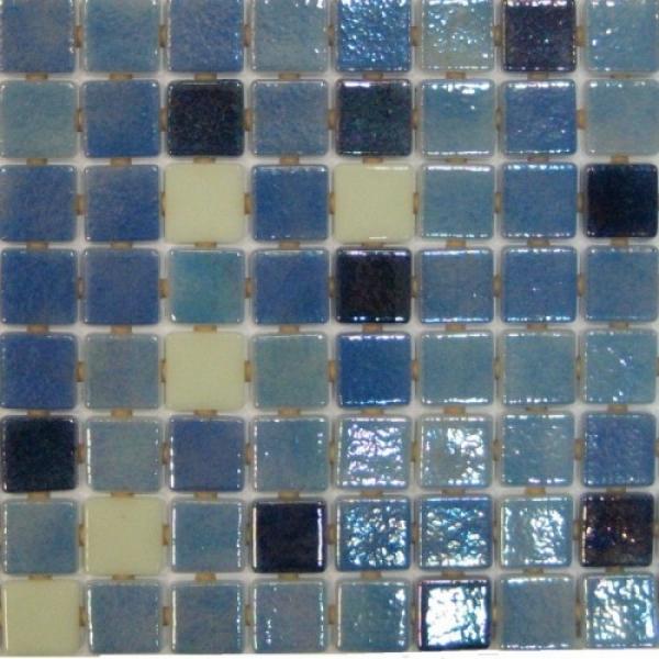Мозаика Premium Fosfo BLUE