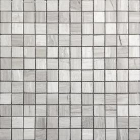 Мозаика Travertino Silver POL 23x23 толщиной 4 мм