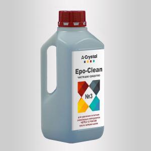 Чистящее средство от остатков эпоксидной затирки Epo-Clean №3